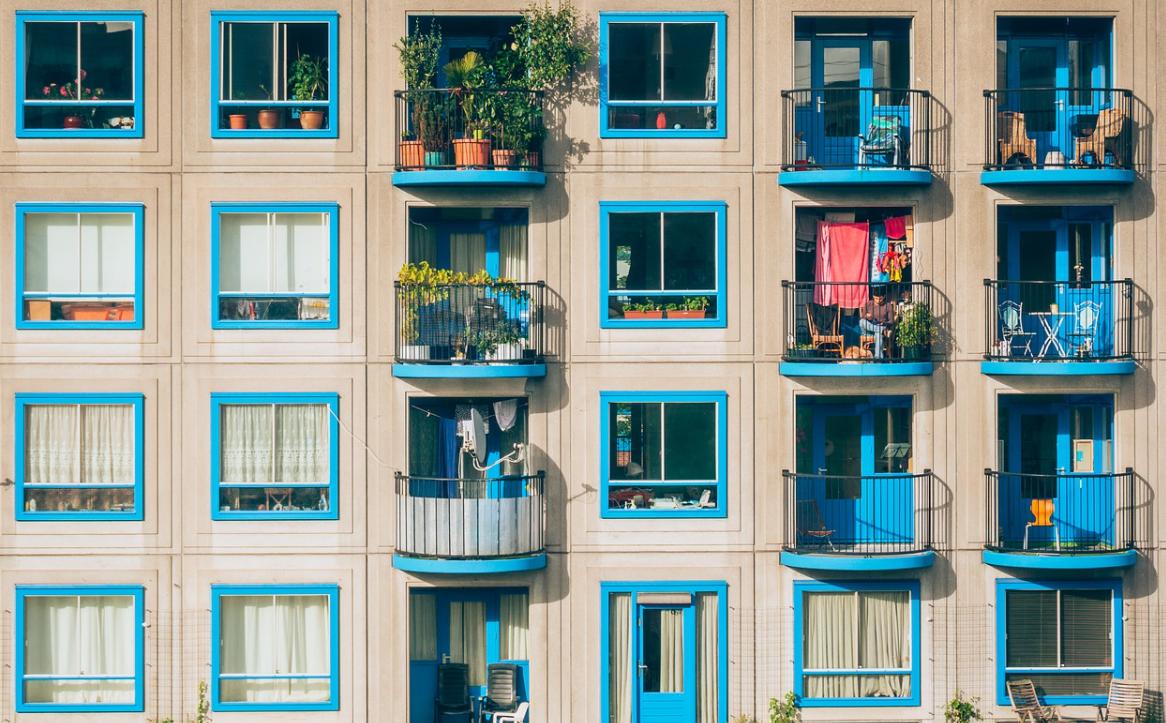 Elektroinstalace bytové domy