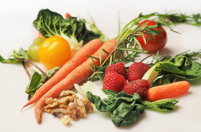 různé druhy nejen zeleniny